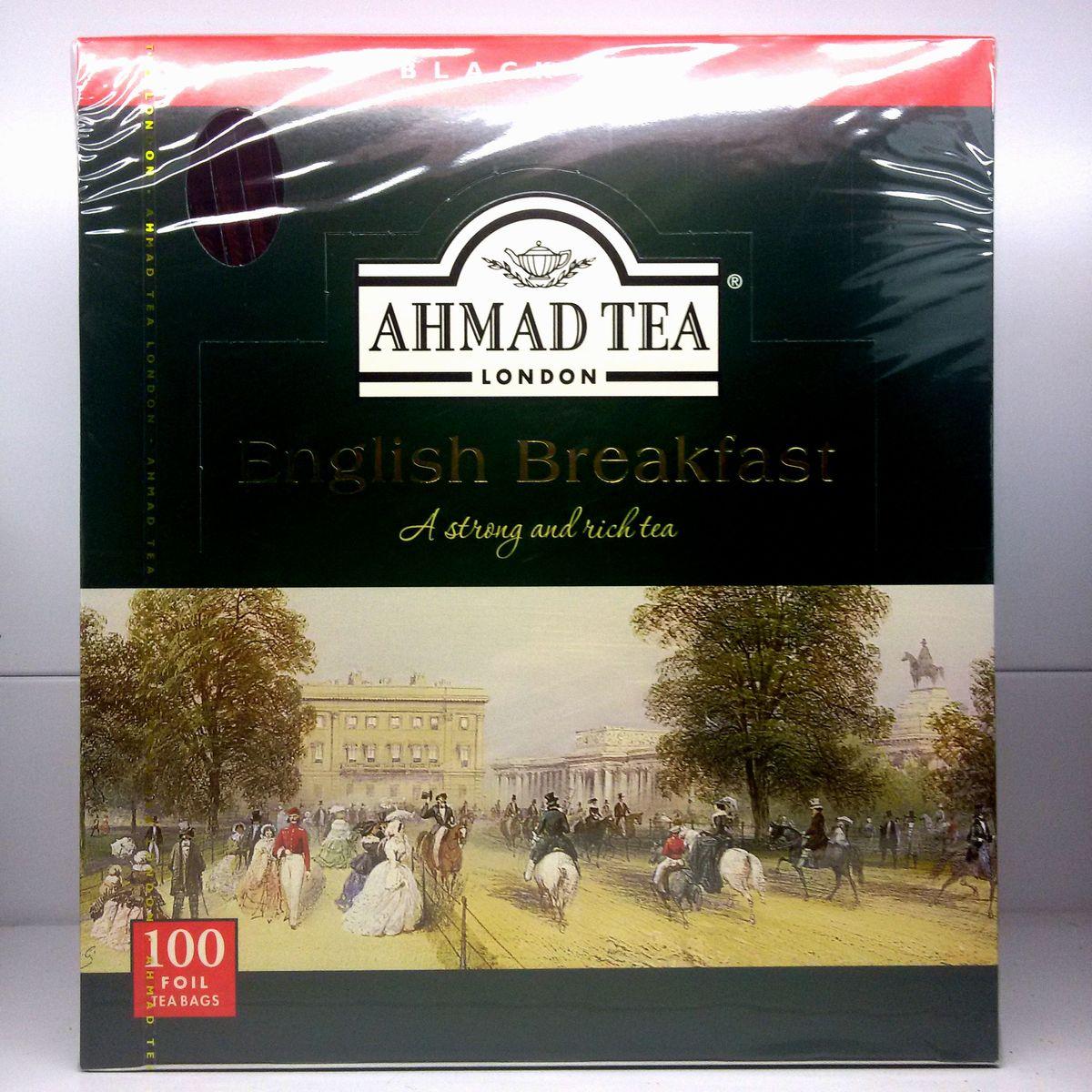 Ahmad 100 пак. English Tea №1
