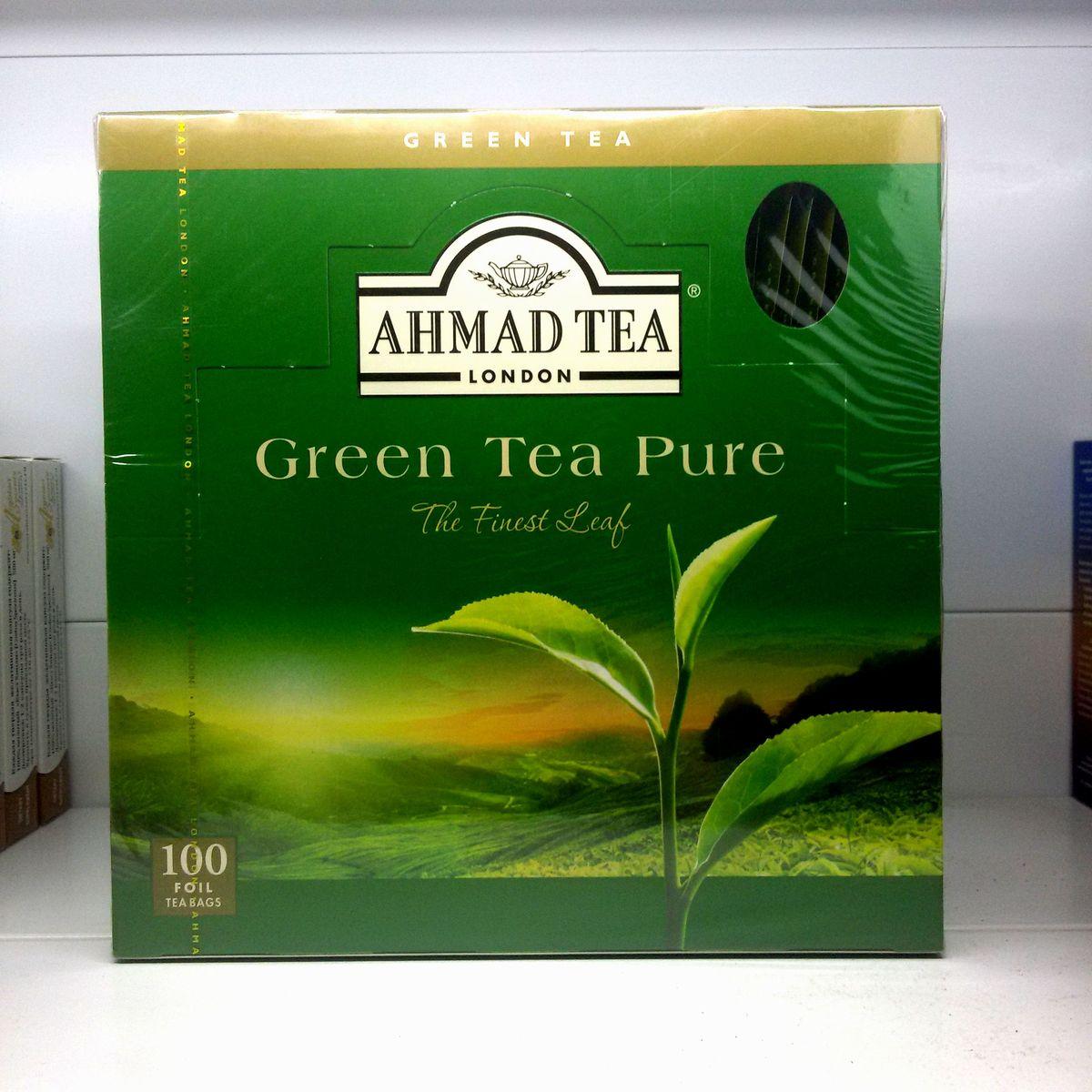 Ahmad 100 пак. Green