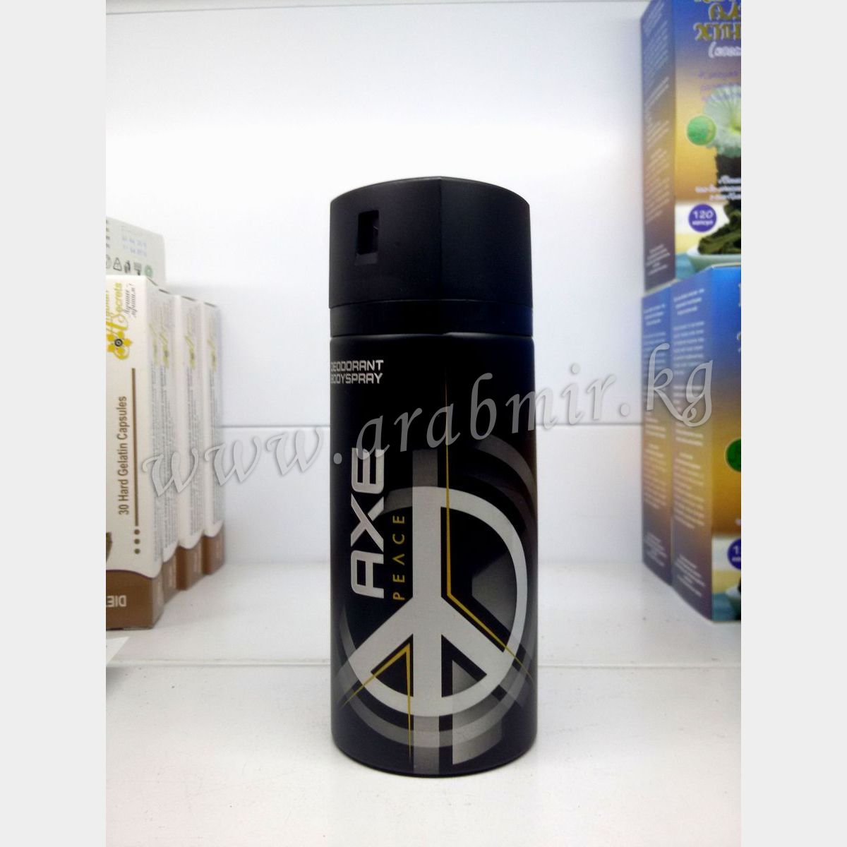 Axe spray Peace 150 ml