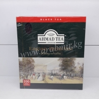 "Черный чай ""Ahmad"" (english breakfast) 100 пак."