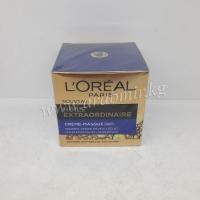 L`Oreal Paris Cream (50 g) Extraordinary oil- Night