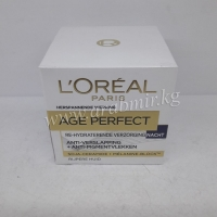 L`Oreal Paris Cream (50 g) Age Perfect-Night
