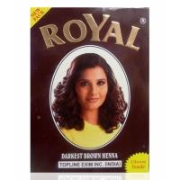 Royal Henna (Darkest brown)